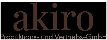 akiro Produktions- und Vertriebs-GmbH - Logo